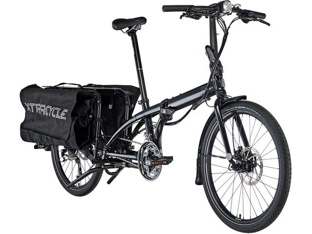 tern Cargo Node Foldecykel sort (2019)   Folding